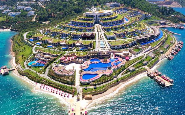 Морские города в Турции