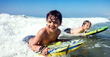 Где отдохнуть с детьми в Греции