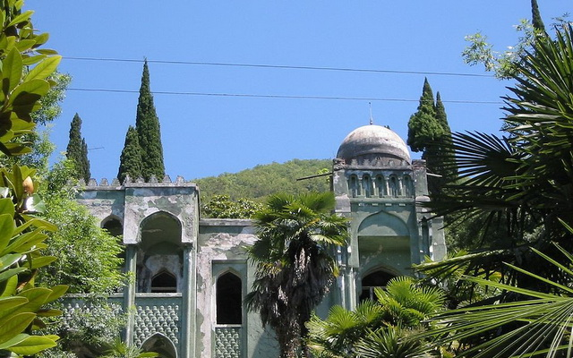 Гагра в Абхазии
