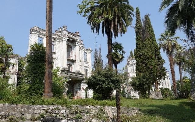 Гулрыпш в Абхазии