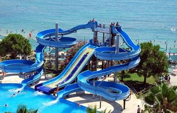 Гостиница Озкаймак Инсекум в Турции