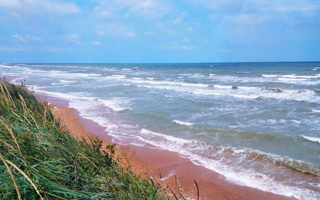 Курорты на Азовском море