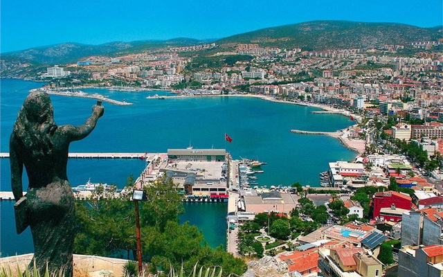 Курортные города Турции