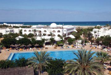 алладин джерба тунис отзывы 2019