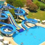 Лучшие отели Турции с аквапарком и водными горками