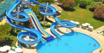 Турецкие отели с аквапарком