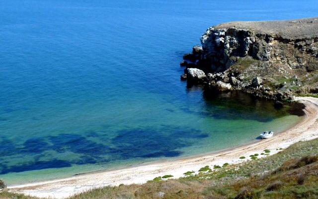 Пляжи на Азовском море