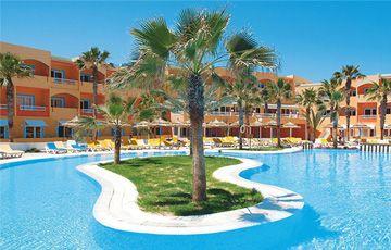 Семейный отель Caribbean World Djerba 4