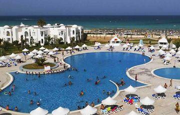 Отель Vincci Helios Beach 4