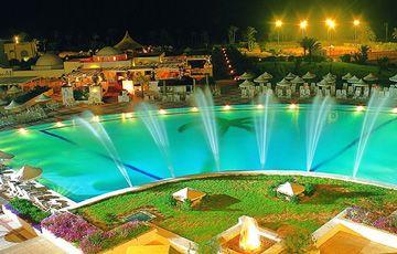 Отель Palm Azur 4