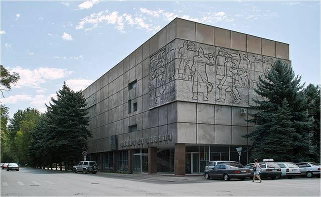 Музей Фрунзе в бишкеке
