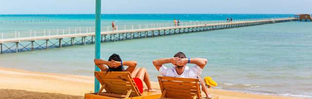 Пляжи в Хургаде