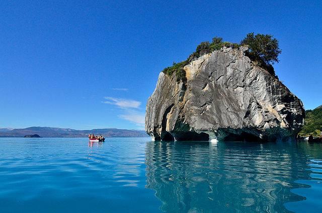 озеро Буэнос Сайрес