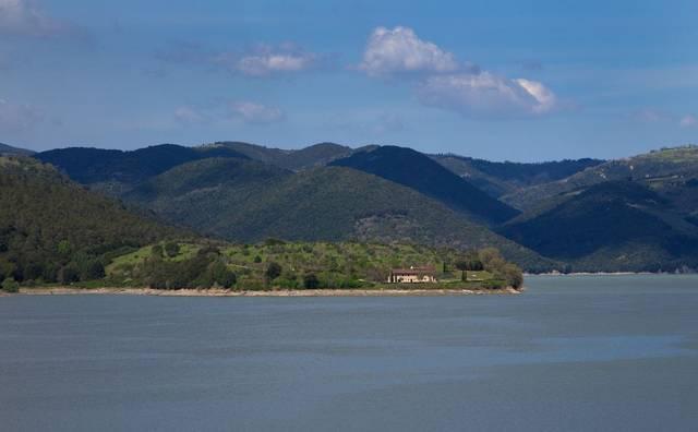 Озеро Сан – Мартин