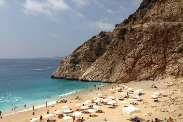 Пляжи Турции в сентябре