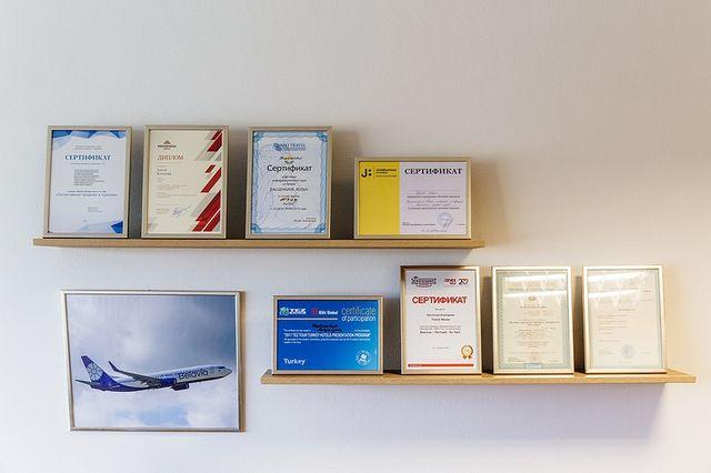 Награды и дипломы агентства