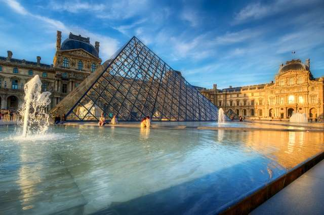 Экскурсии по Лувру