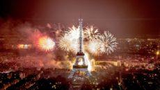 Как отметить Новый год в Париже 2020?