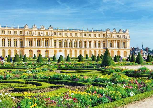 Прогулка по Версалю