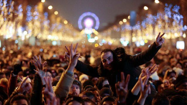Ярмарки Париж