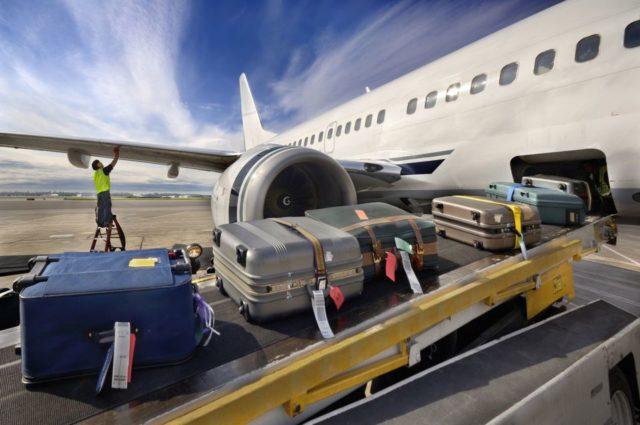 1рс багаж