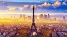 Топ 30 популярных достопримечательностей Парижа