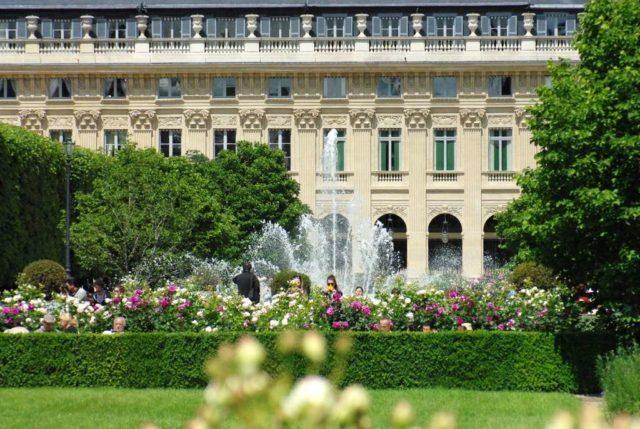 Дворец Пале Рояль