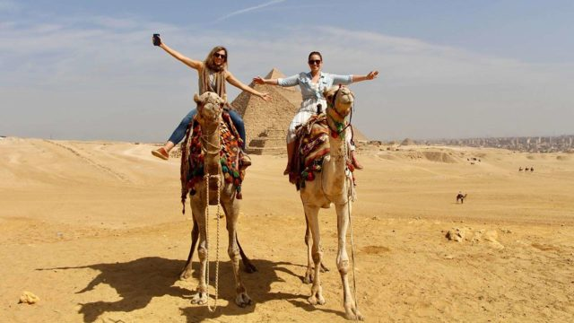 Египет на новый год