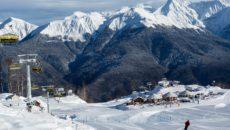 Топ 15 горнолыжных курортов России