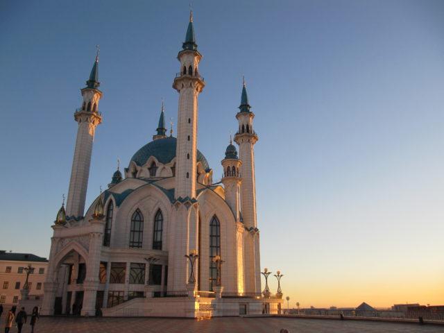 Казань в ноябре