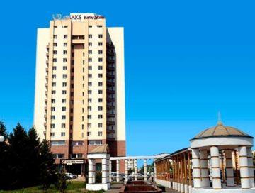 Амакс сафар отель