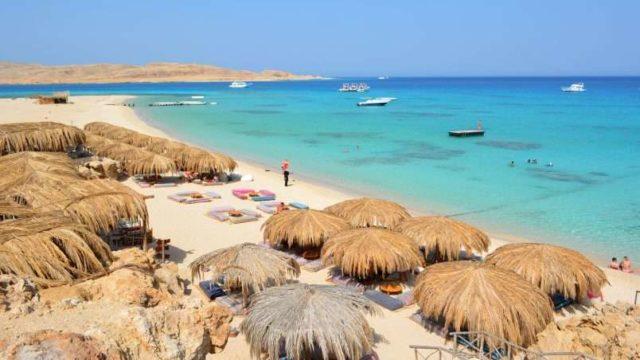 Отели Египта зимой