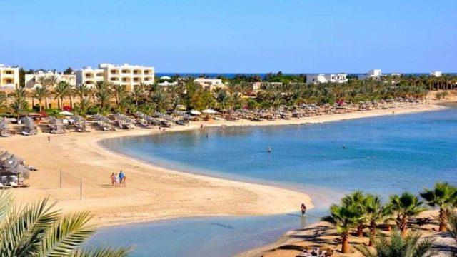 Пляжи в Египте зимой