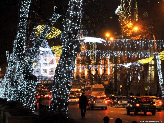 новый год в тбилиси 2019 с программой