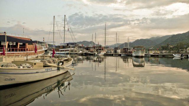 Турецкий берег