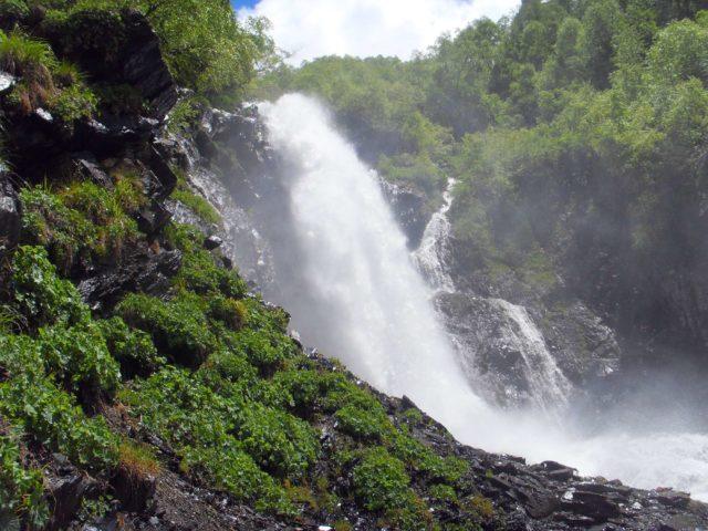 Чучкхурский водопад