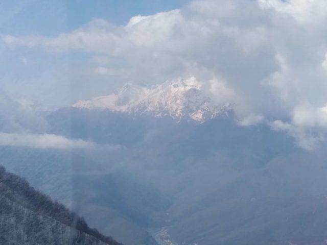 Горы в России