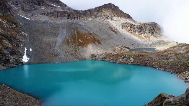 Софийские озера и водопады