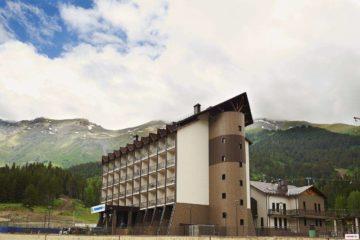 Отель Романтик на курорте Архыз