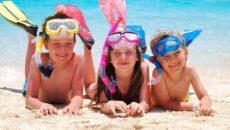 Где лучше отдохнуть на Черном море с детьми?