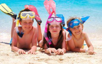 Отдых на черном море с детьми