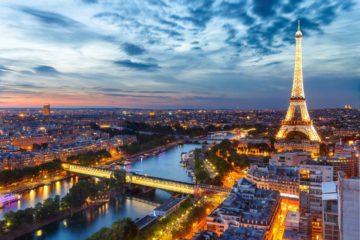 Париж за 5 дней