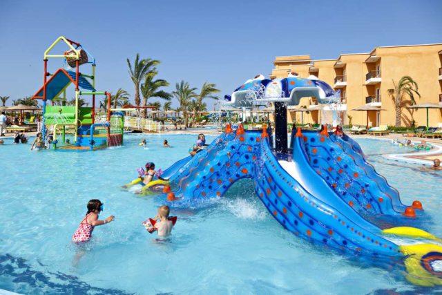 На курортах Турции в июле