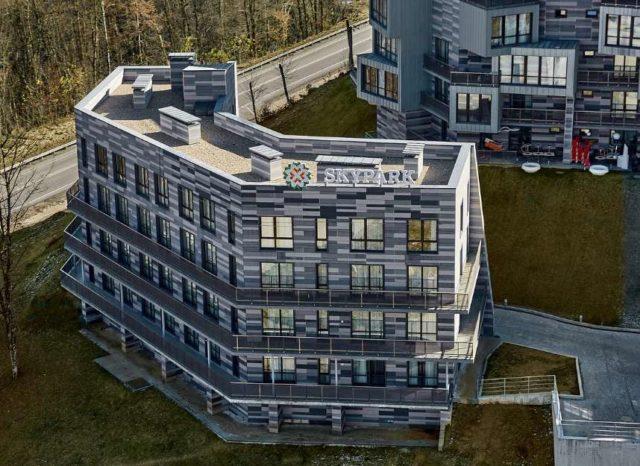 Отель Скайпарк