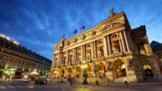 Опера Гарнье в Париже