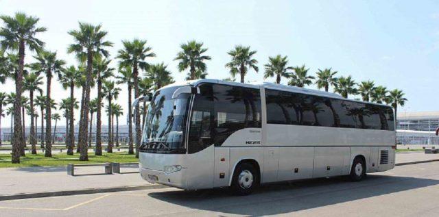 Автобус в Сочи