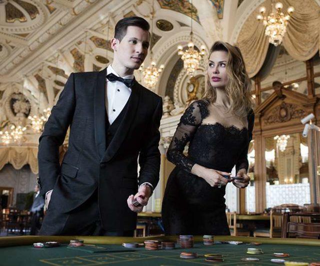 дресс код в казино