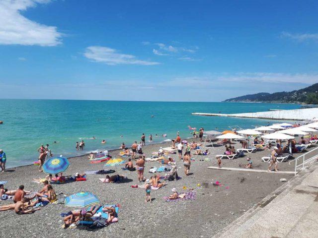 пляж Фазотрон