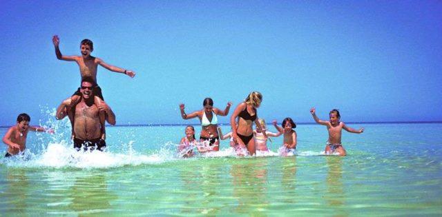 Италия с детьми