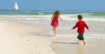 Куда поехать в июле с детьми